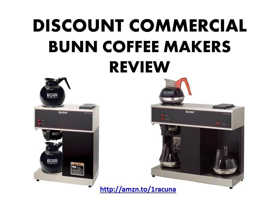 Bunn Coffee Maker Not Getting Power : Bunn Coffee Maker Reviews Bunn Coffee Maker. Coffee Makers MegaStore